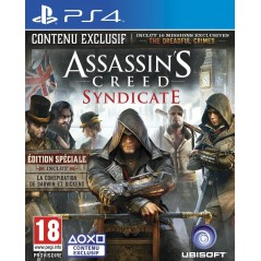 ASSASSIN S CREED SYNDICATE PS4 EURO NEW