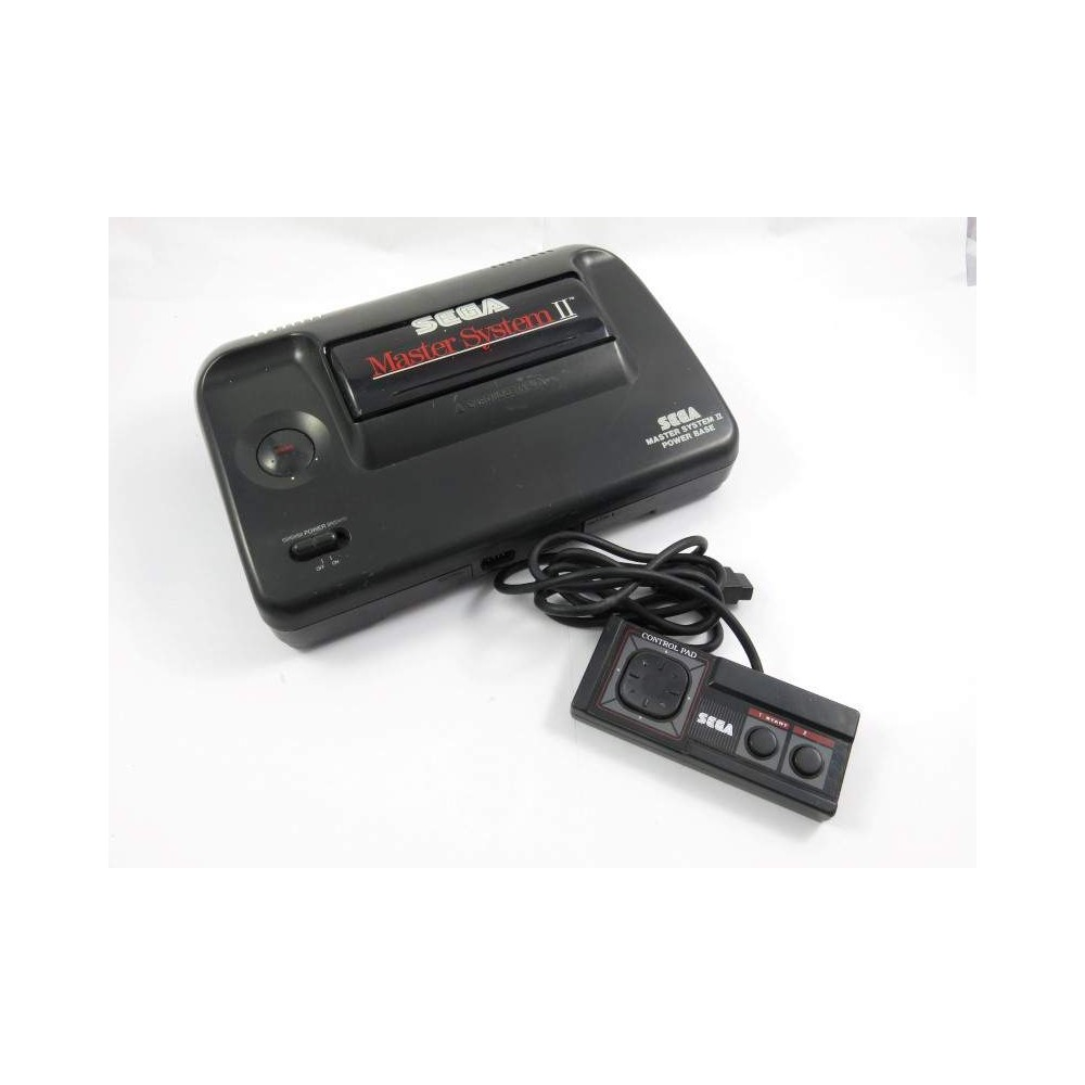 Achat console master system ii pal euro occasion jeu alex kidd console 76937 trader games - Console sega master system 2 ...