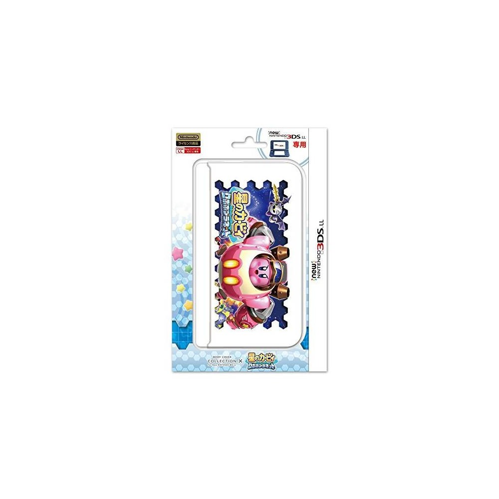 COVERPLATE KIRBY ROBOBOT PLANET HORI TYPE B NEW 3DS XL