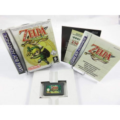 THE LEGEND OF ZELDA THE MINISH CAP GBA EUR OCCASION