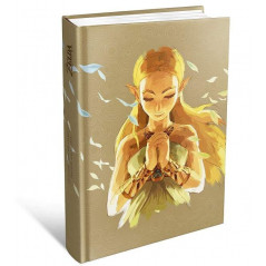 GUIDE THE LEGEND OF ZELDA BREATH OF THE WILD EDITION AUGMENTE FR NEW