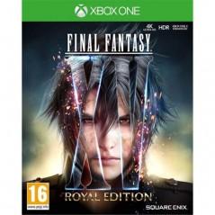 FINAL FANTASY XV ROYAL EDITION XBOX ONE UK NEW