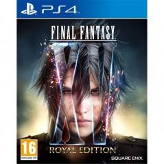FINAL FANTASY XV ROYAL EDITION PS4 UK NEW