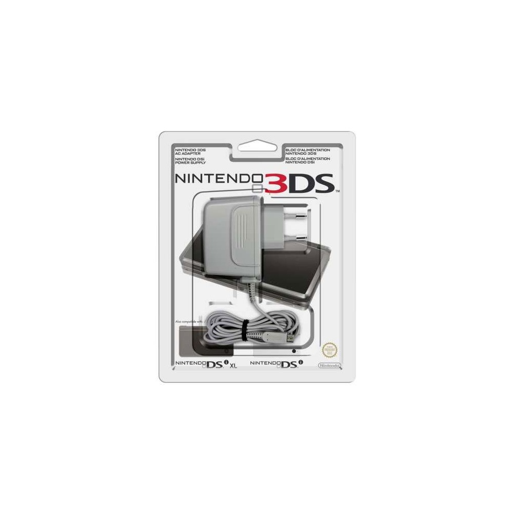 AC ADAPTATEUR 3DS VF