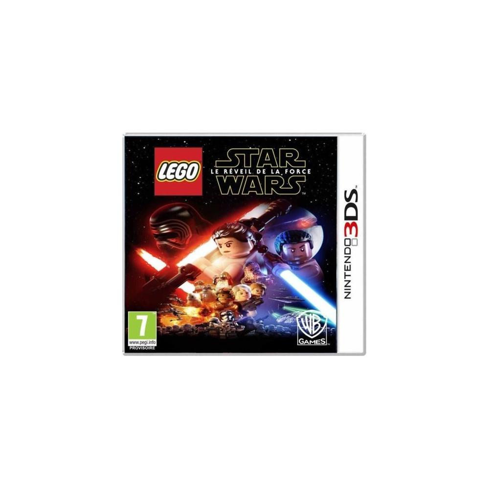 LEGO STAR WARS LE REVEIL DE LA FORCE 3DS PAL FR NEW