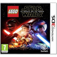 LEGO STAR WARS LE REVEIL DE LA FORCE 3DS PAL FR NEW