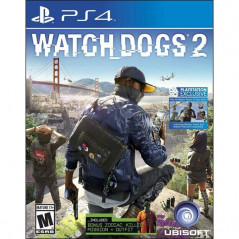 WATCH DOGS 2 PS4 US OCCASION