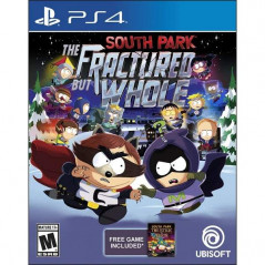 SOUTH PARK THE FRACTURED BUT WHOLE PS4 US OCCASION