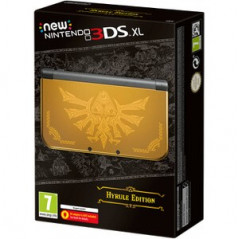 CONSOLE NEW 3DS XL HYRULE PAL OCCASION
