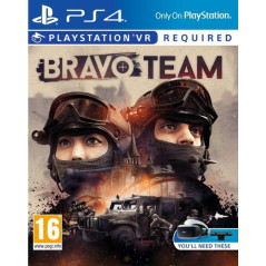 BRAVO TEAM PS4 FR NEW