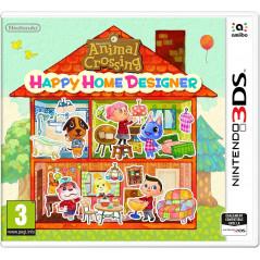 ANIMAL CROSSING HAPPY HOME DESIGNER 3DS ITALIEN OCCASION