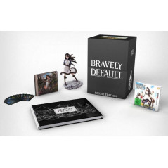 BRAVELY DEFAULT DELUXE EDITION 3DS FR NEW