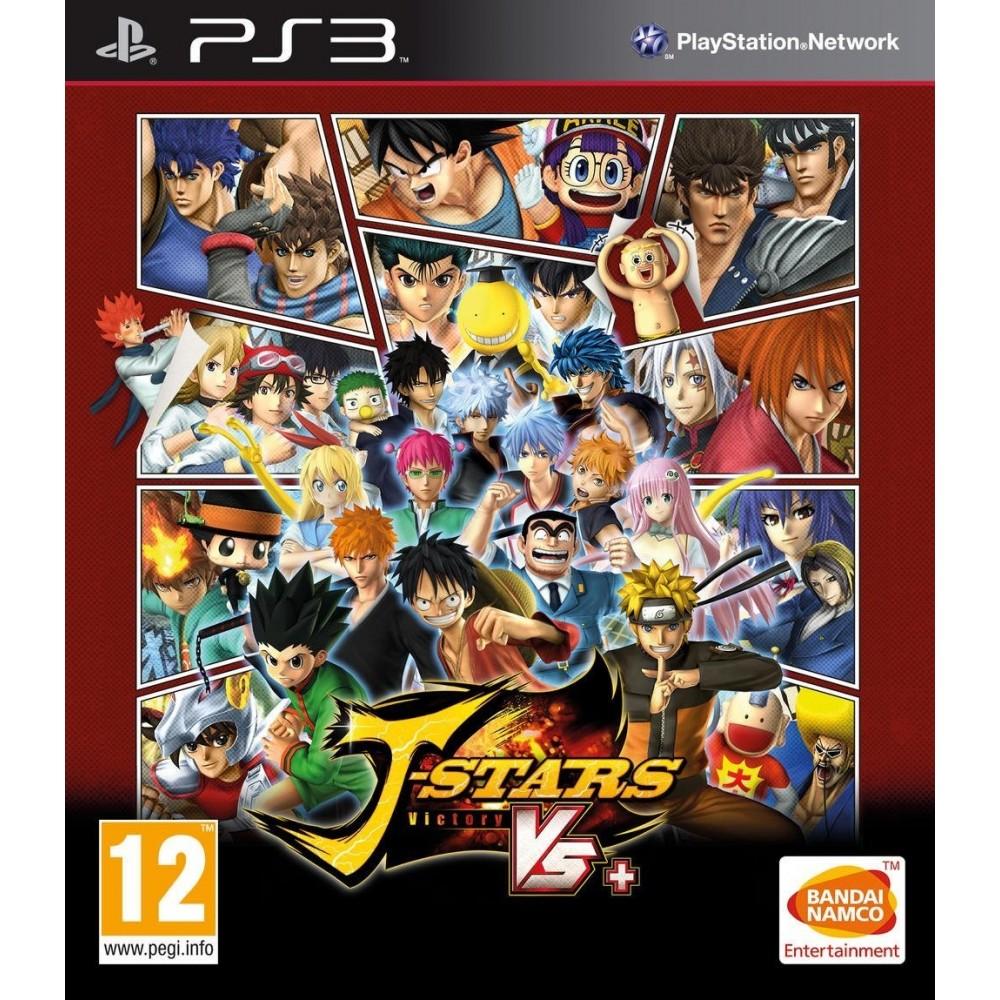 J-STARS VICTORY VS PLUS PS3 FR NEW