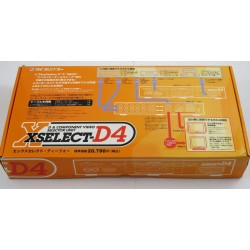 Détails sur D & COMPONENT VIDEO Selector Unit XSELECT-D4 Micomsoft, PS2, GC, Xbox VGA XRGB