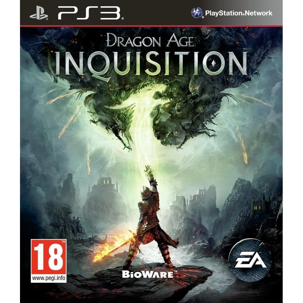 DRAGON AGE INQUISITION PS3 FR-NL NEW