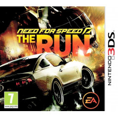 NEED FOR SPEED THE RUN 3DS FR OCCASION