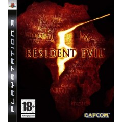 RESIDENT EVIL 5 PS3 FR OCCASION