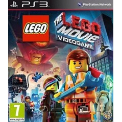 THE LEGO MOVIE VIDEOGAME PS3 UK NEW