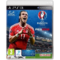 PES EURO 2016 PS3 FR OCCASION
