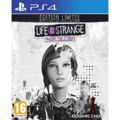 LIFE IS STRANGE BEFORE THE STORM LIMITED EDITION PS4 UK NEW