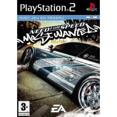 NEED FOR SPEED MOST WANTED PS2 PAL-FR OCCASION