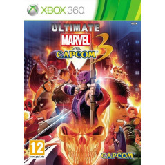 ULTIMATE MARVEL VS CAPCOM 3 XBOX 360 PAL-FR OCCASION