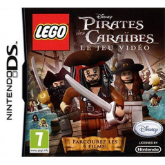 LEGO PIRATES DES CARAIBES NDS FR OCCASION
