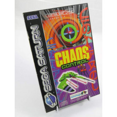 CHAOS CONTROL SATURN PAL EURO OCCASION