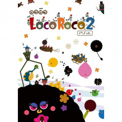 LOCOROCO 2 REMASTERED PS4 JAP NEW