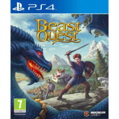 BEAST QUEST PS4 UK NEW