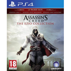 ASSASSIN S CREED THE EZIO COLLECTION PS4 EURO NEW