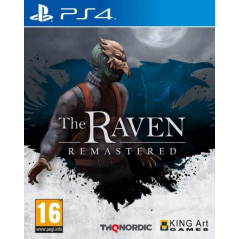 THE RAVEN REMASTERED PS4 FR NEW