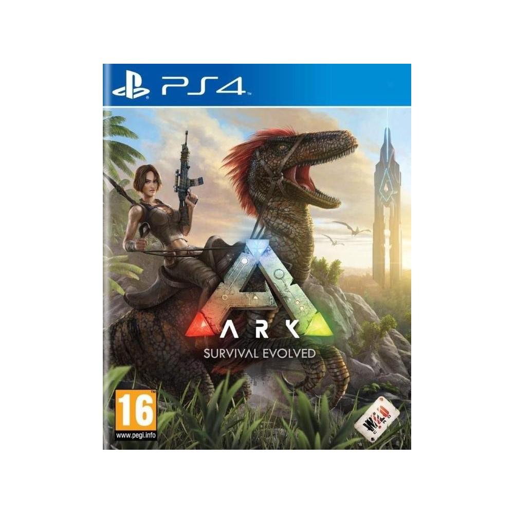 ARK SURVIVAL EVOLVED PS4 UK NEW
