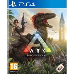 ARK SURVIVAL EVOLVED PS4 EURO FR NEW