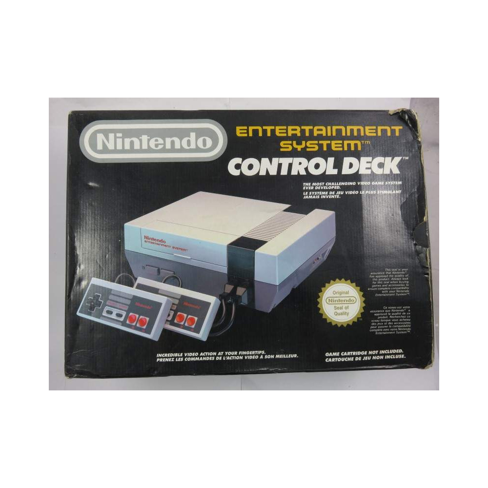 CONSOLE NES CONTROL DECK PAL-EURO OCCASION