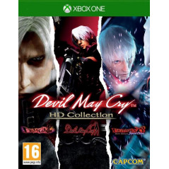 DEVIL MAY CRY HD COLLECTION XBOX ONE FR NEW