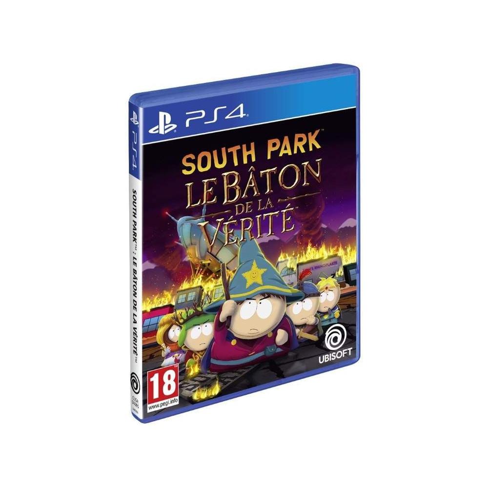SOUTH PARK LE BATON DE LA VERITE PS4 FR OCCASION
