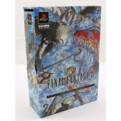 FINAL FANTASY XI ONLINE 2002 SPECIAL ART BOX PS2 NTSC-JPN OCCASION