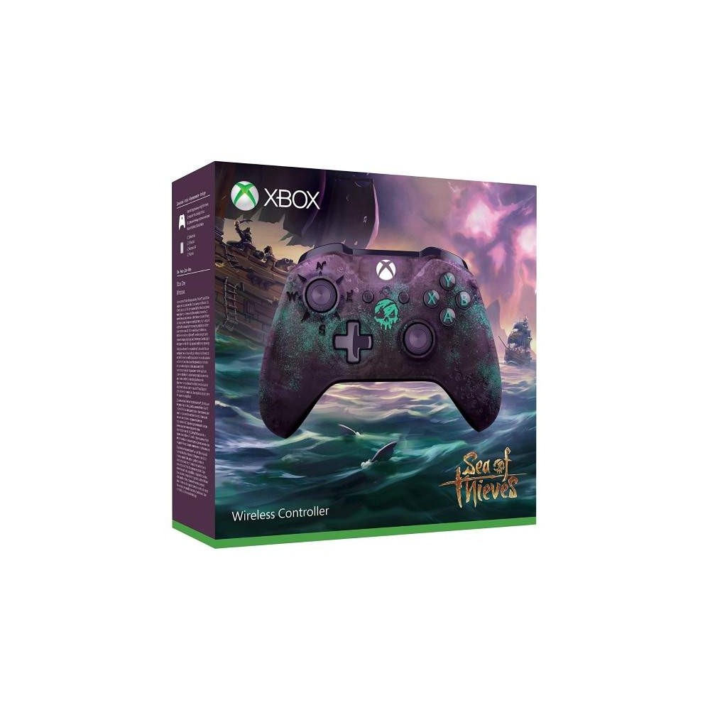 CONTROLLER WIRELESS SEA OF THIEVES XBOX ONE FR NEW