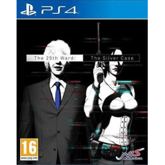 THE 25 TH WARD THE SILVER CASE PS4 FR NEW
