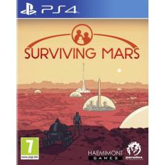SURVIVING MARS PS4 UK NEW