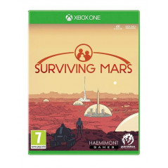 SURVIVING MARS XBOX ONE UK NEW