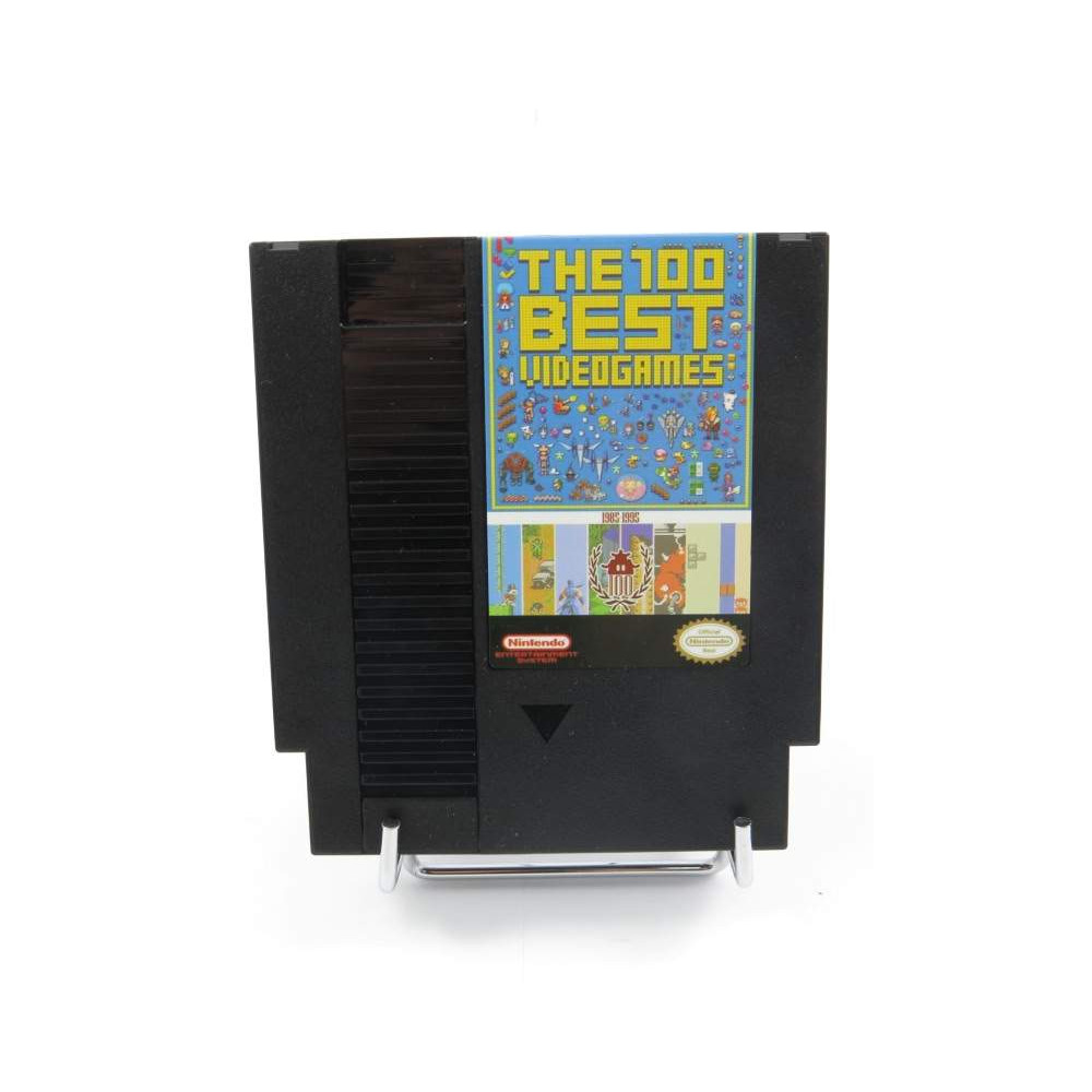 THE 100 BEST VIDEOGAMES NES PAL-EURO LOOSE