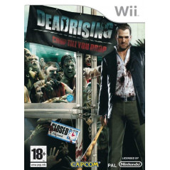 DEAD RISING WII PAL-FR OCCASION
