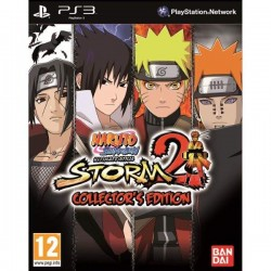 NARUTO SHIPPUDEN ULTIMATE NINJA STORM 2 COLLECTOR S EDITION PS3 FR OCCASION