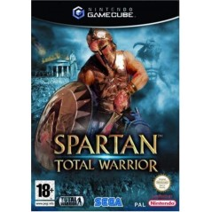 SPARTAN TOTAL WARRIOR GAMECUBE PAL-FRA OCCASION