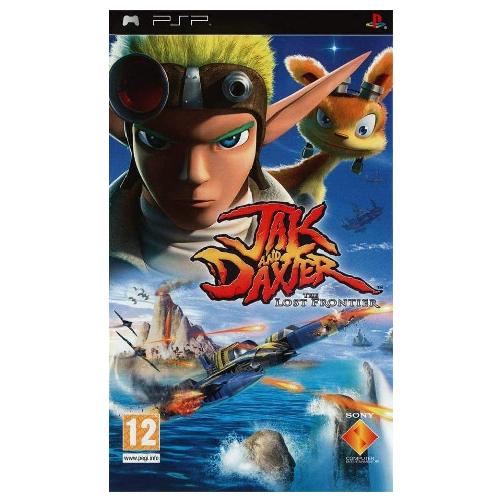 JAK AND DAXTER: THE LOST FRONTIER PSP FR OCCASION