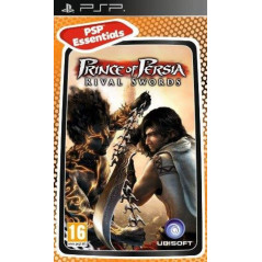 PRINCE OF PERSIA RIVAL SWORDS ESSENTIALS PSP FR OCCASION