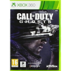 CALL OF DUTY GHOSTS XBOX 360 PAL FR OCCASION