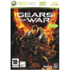 GEARS OF WAR XBOX 360 PAL-FR OCCASION